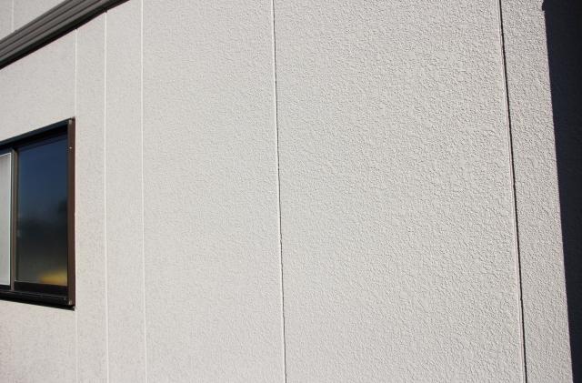 外壁の塗り替え
