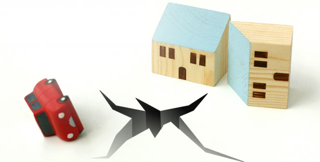 住宅購入後に地震等で建物が壊れたときの責任は?(危険負担の基礎知識)
